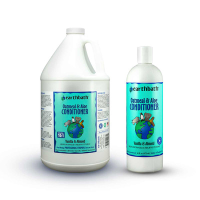 Earthbath Oatmeal & Aloe Creme Rinse & Pet Conditioner