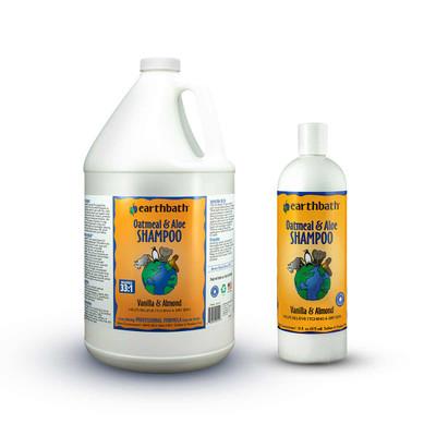 Earthbath Oatmeal & Aloe Pet Shampoo