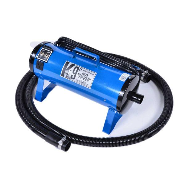 Blue K-9 II High Velocity 2-Motor Hot Blower Dryer for Grooming