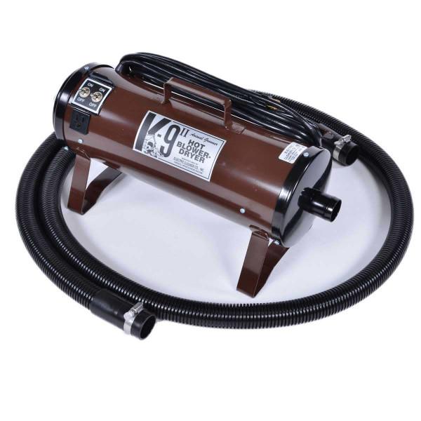 Brown K-9 II High Velocity 2-Motor grooming Dryer