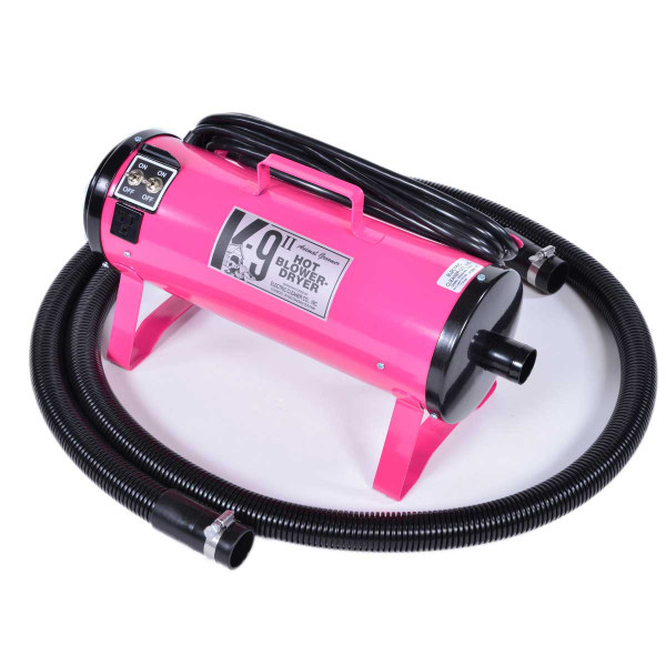 Pink K-9 II High Velocity 2-Motor Dog Dryer