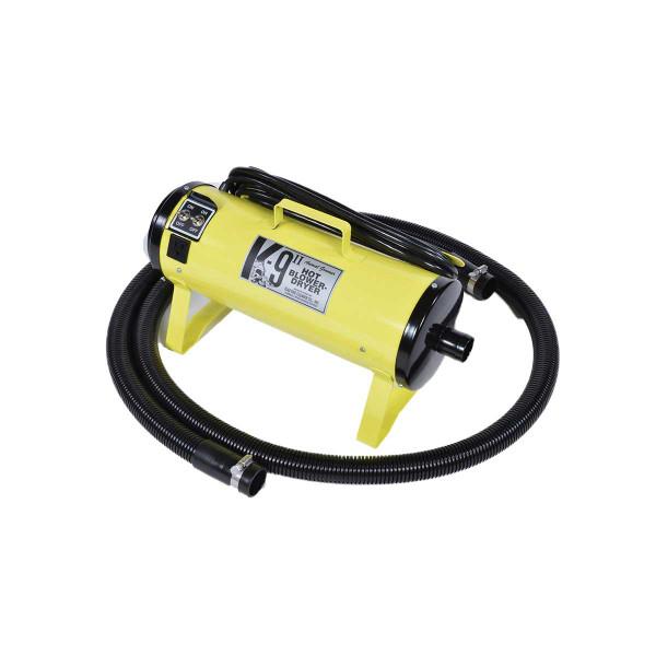 Yellow K-9 II High Velocity 2-Motor Dryer for dog grooming