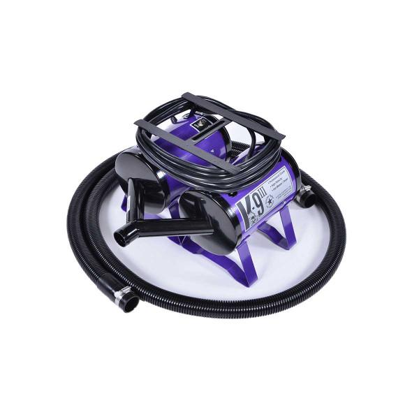 Purple K-9 III High Velocity Dog grooming Dryer