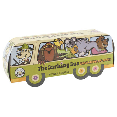 Exclusively Dog Barking Bus Animal Cookies Dog Treats 1.5 oz?resizeid=5&resizeh=400&resizew=400