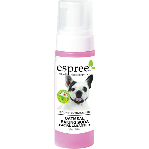 5 oz Espree Odor Neutralizing Oatmeal Baking Soda Facial Cleanser
