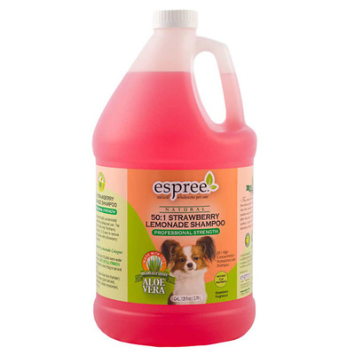 Espree Professional Care Strawberry Lemonade Shampoo Gallon - 50 to 1 Concentration