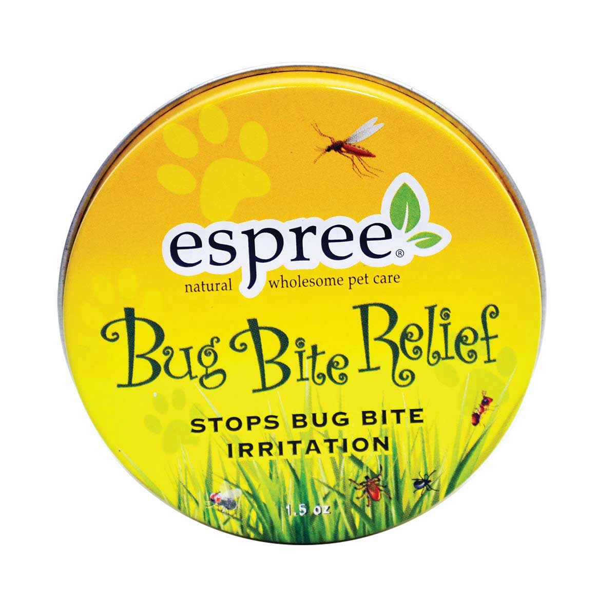 1.5 ounce Espree Bug Bite Relief - Stops Bug Bit Irritation for Dogs