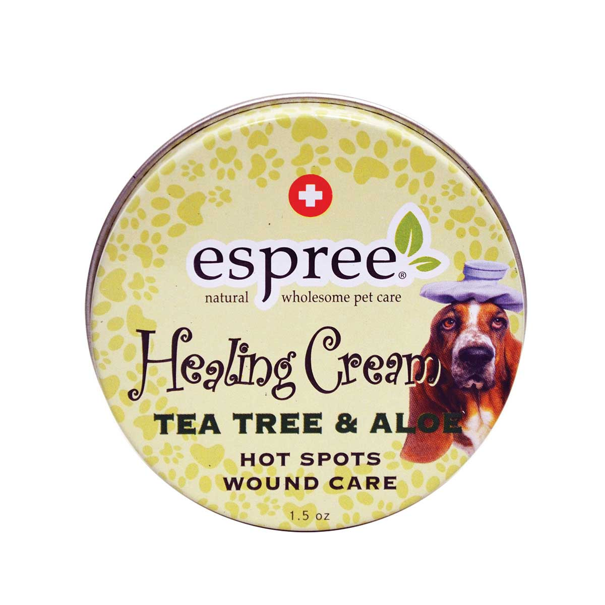 Espree Healing Cream with Tea Tree and Aloe - Hot Spots Wound Care