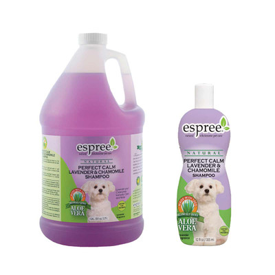 Espree Perfect Calm Lavender and Chamomile Shampoo for Dogs RTU