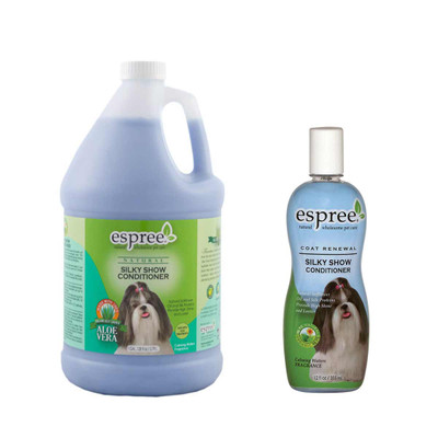 Espree Silky Show Conditioner dogs