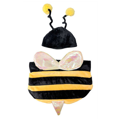 Medium-Large Bumble Bee Costume for Dogs