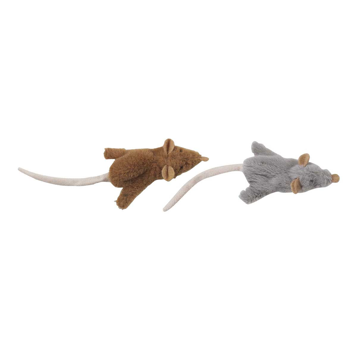 Ethical Skinneeez For Cats Mouse With Catnip - Assorted Colors