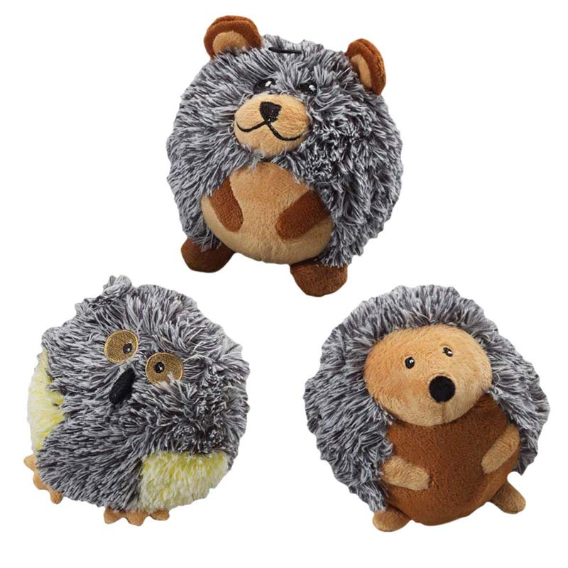 4inch Ethical Butterballs Forest Dog Toys