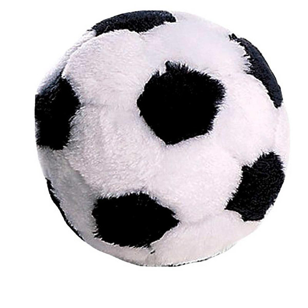 4.5 inches Plush Sport Balls Soccer for Dogs