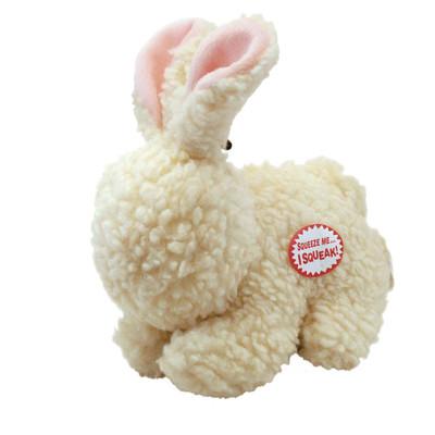 Spot Fleece Rabbit 9 inch Dog Toy