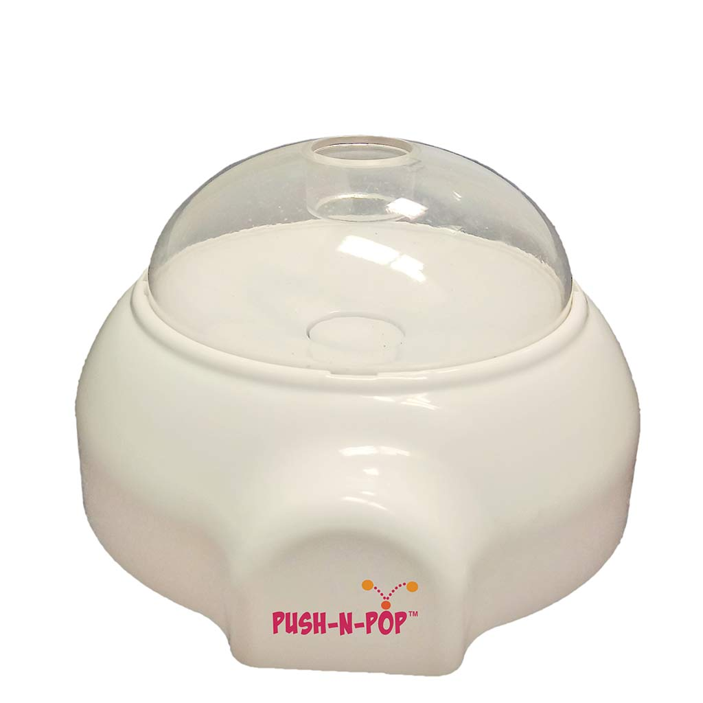 Push-n-Pop Treat Dispenser for Dogs available at Ryan's Pet Supplies
