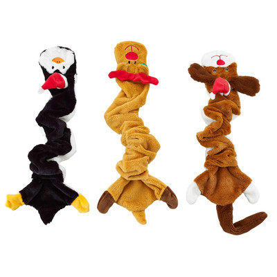 Ethical Holiday Skinneeez Bungee 21 inch Dog Toy