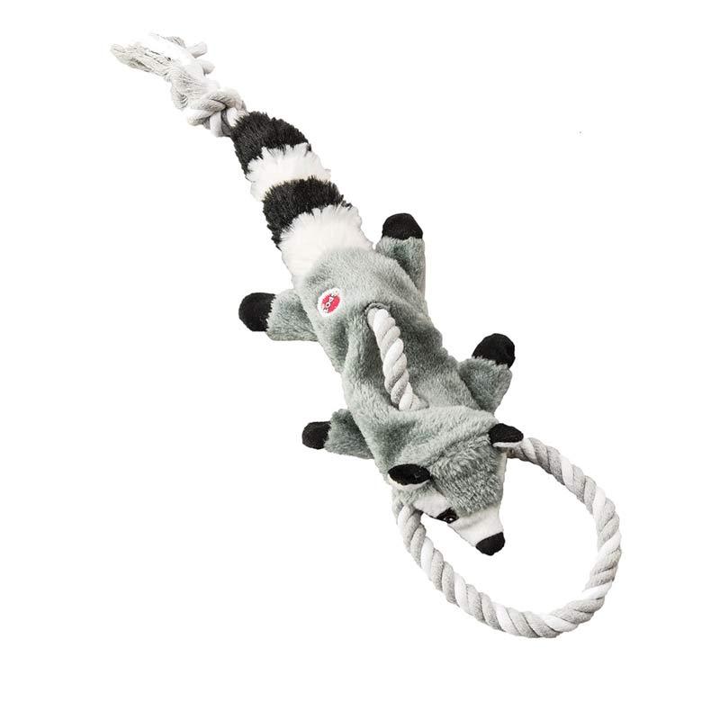 14 inch Mini Skinneeez Tugs Raccoon