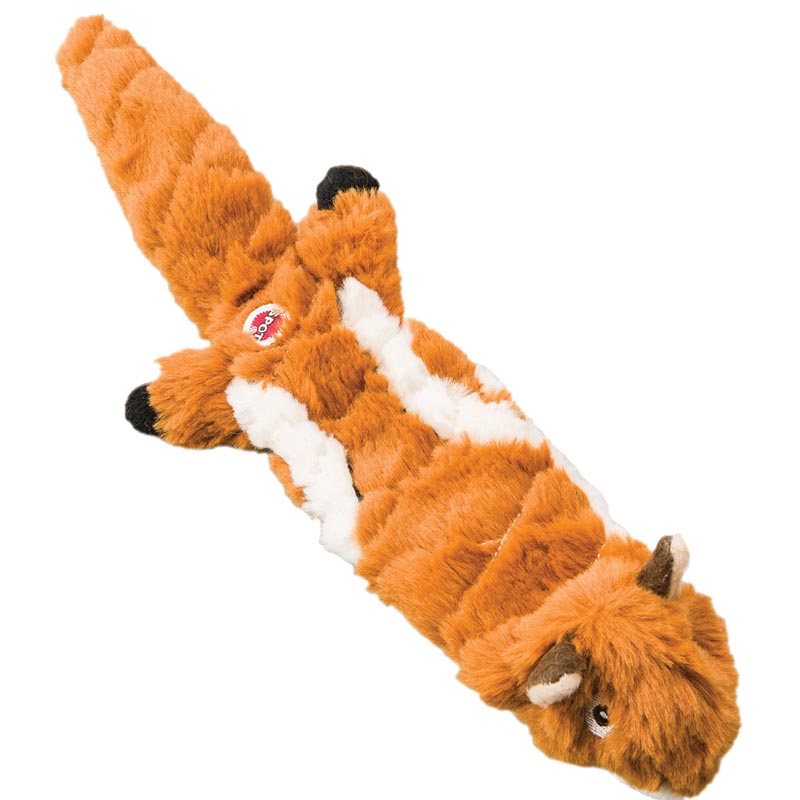 Mini Skinneeez Extreme Quilted Chipmunk Toys for Dogs - 14 inches