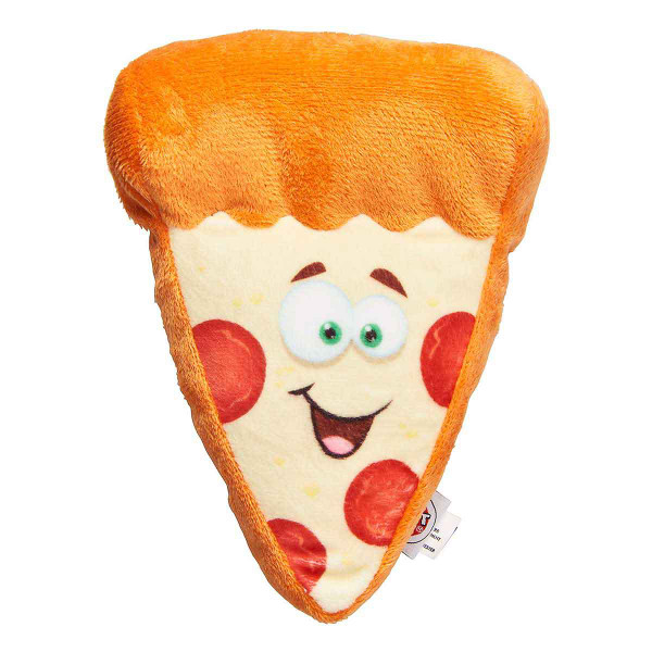 Ethical Fun Food Pizza 6.5 inch Dog Toy