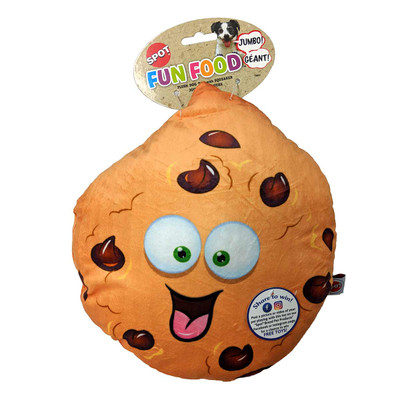 Fun Food Cookie Dog Toy