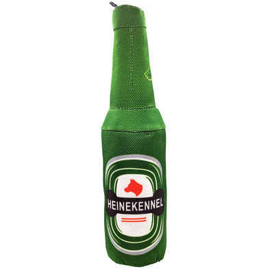 Fun Drink Heinekennel 11 inch Dog Toy