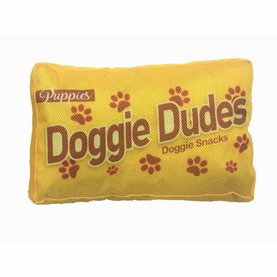 """Ethical Pet Fun Candy Doggy Dudes 7"""" now available at Ryan's Pet Supplies"""