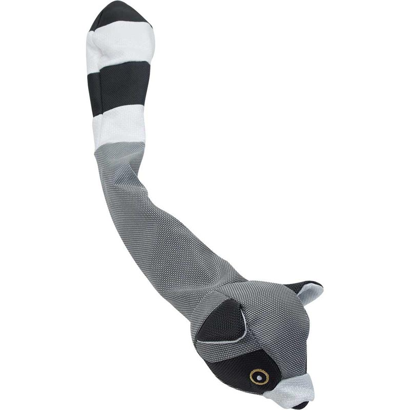Skinneez Durables Raccoon Dog Toy