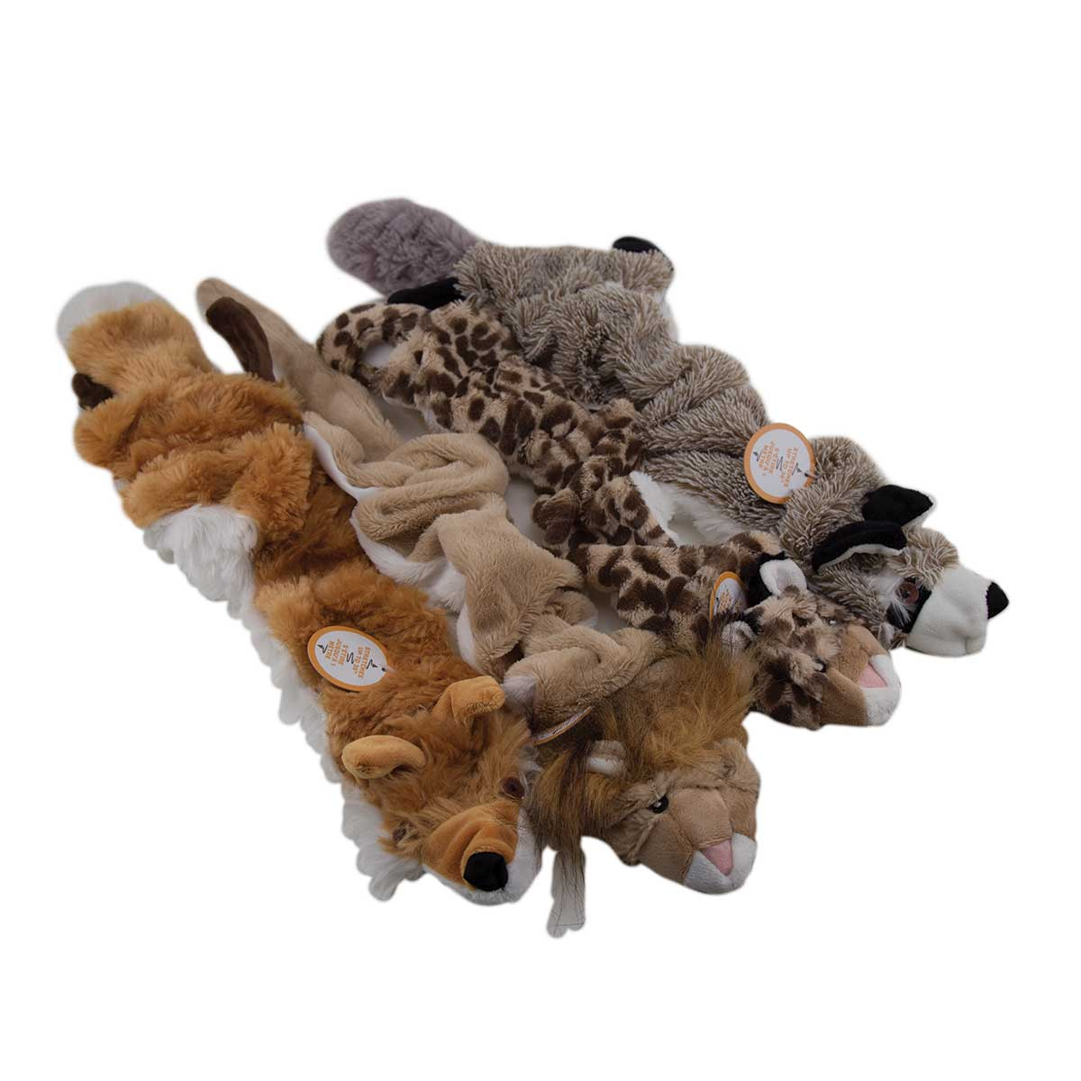 36 inch Bungee Animal Dog Toys - Assorted Variations