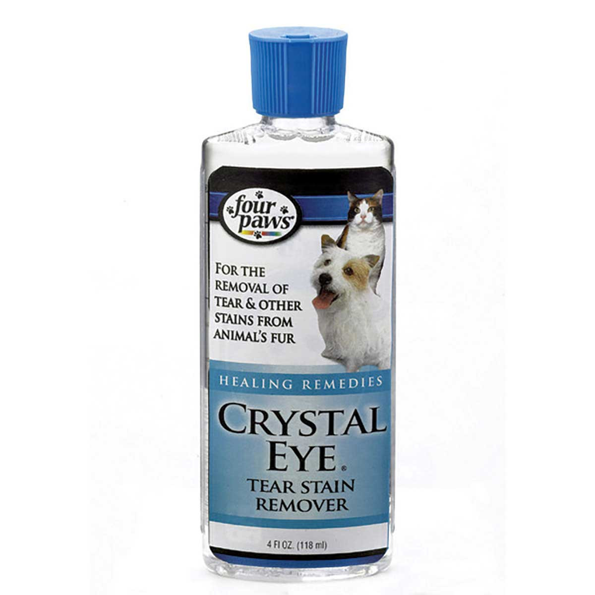Four Paws Crystal Eye Tear Stain Remover for Dogs