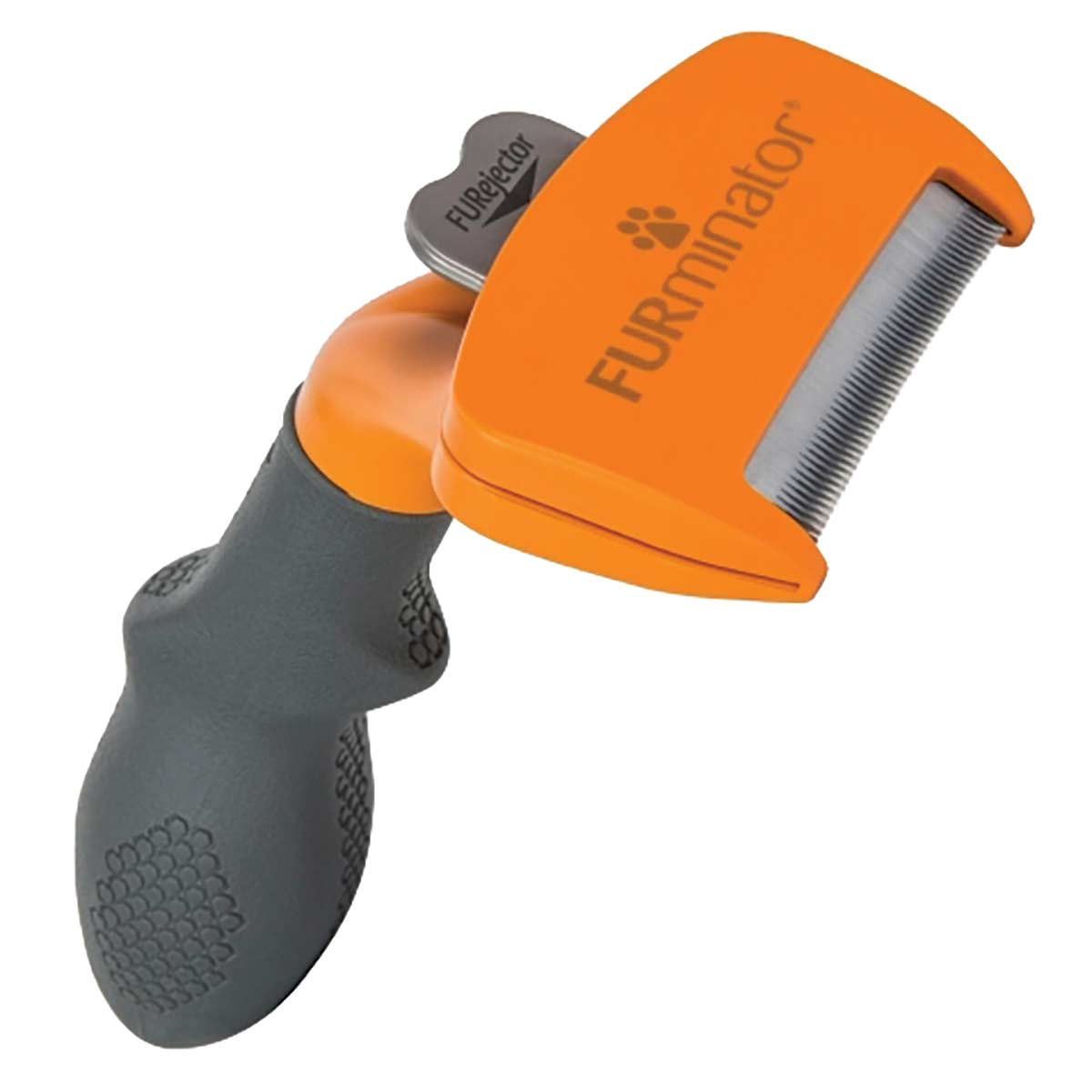 Furminator Medium Dog deShedding Tool - Short Hair available at Ryan's Pet Supplies