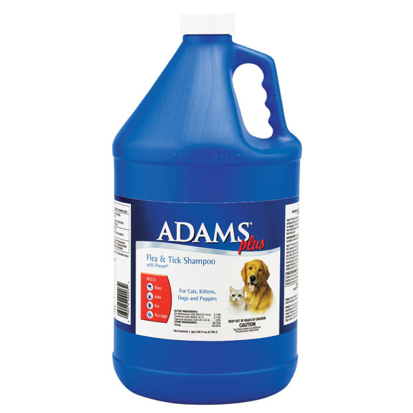 Adams Plus Flea Amp Tick Shampoo For Dogs Ryan S Pet Supplies