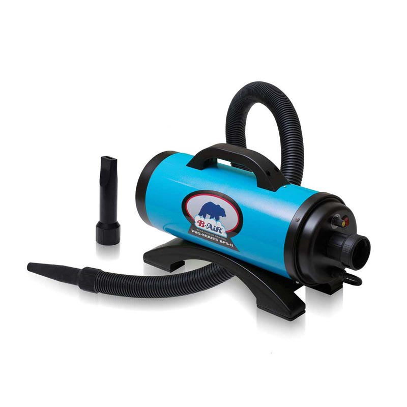 Professional B-Air Pro Series II Turquoise High Velocity Dryer