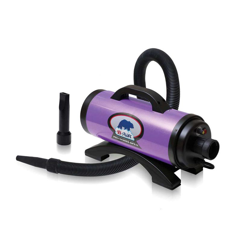 Purple Ribbon B-Air Pro Series II High Velocity Dryer for Dog Grooming