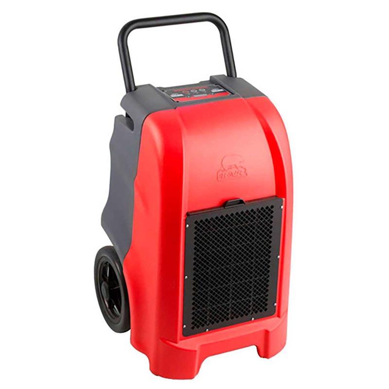 B-Air Vantage DeHumdifer VG 1500 Red for Groomers