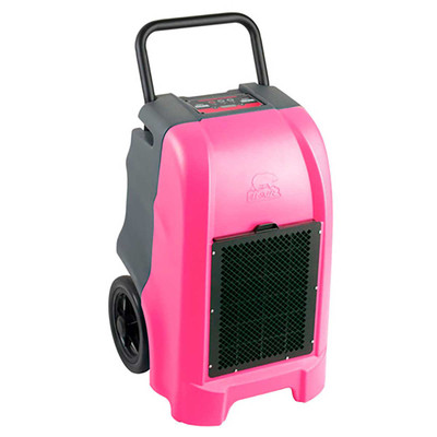 Pink Professional B-Air Vantage DeHumdifer VG 1500 for Groomers