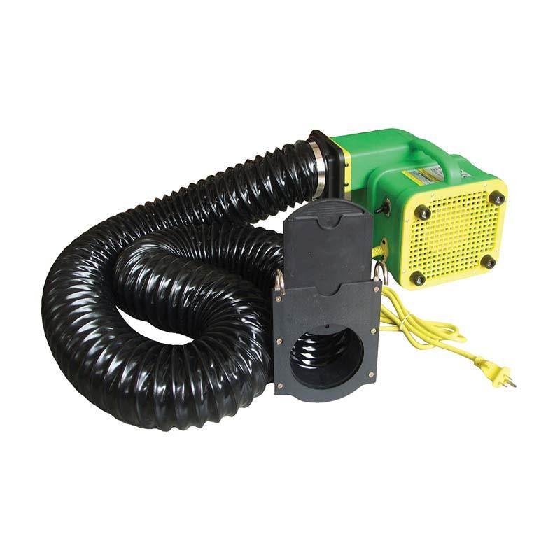 Green B-Air Cub Dryer & Drying Kit