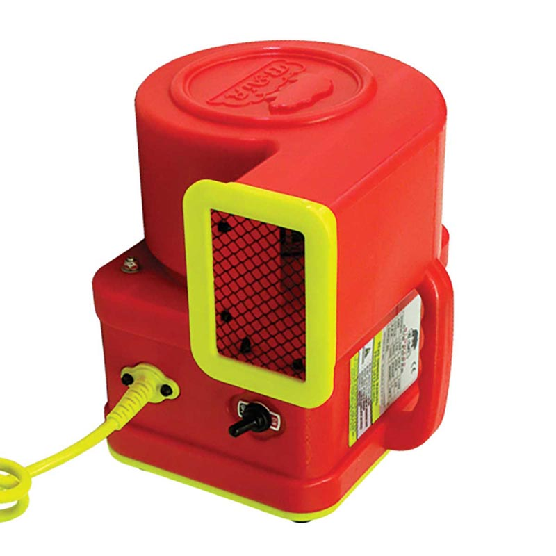 B-Air Red Cub Dryer - for Single Cage use available at Ryan's Pet Supplies
