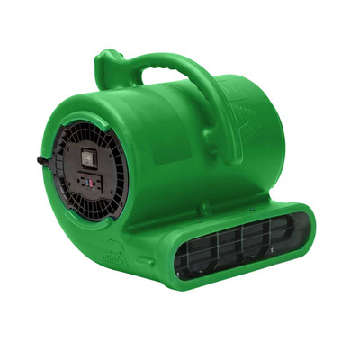 Green B-Air Vent-33 ETL Cage Dryers for Dog Grooming