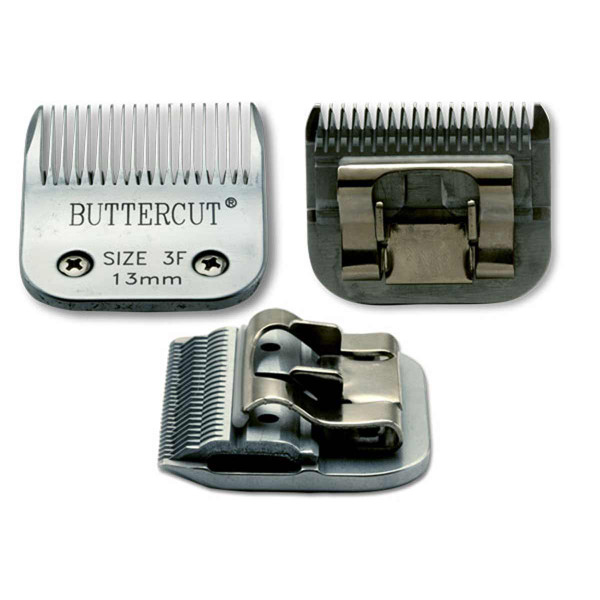 Geib Buttercut #3F Finish Blade 1/2 inch