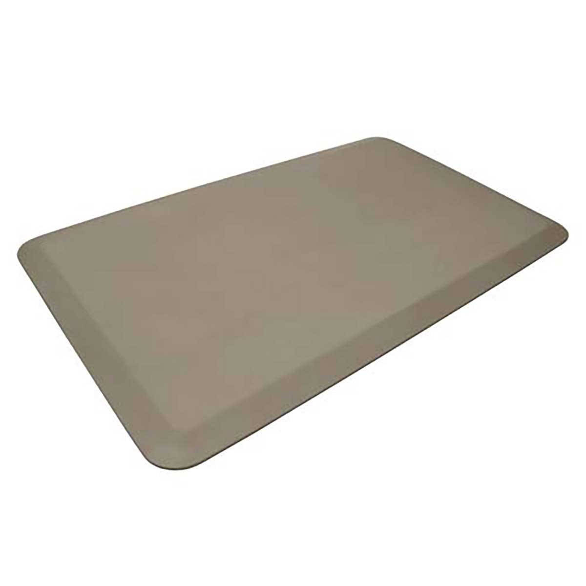 Taupe Newlife Eco-Pro Anti-Fatigue Mats - 20 inches by 32 inches