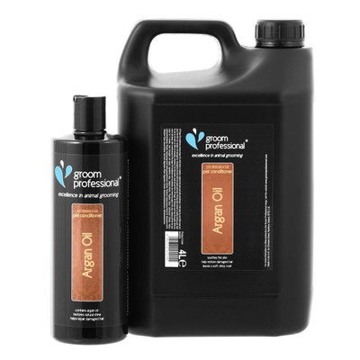 Groom Professional Argan Oil Conditioner and other Conditioner by brands you can trust at Ryan's Pet Supplies