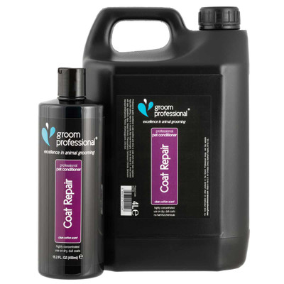 Groom Professional Coat Repair Conditioner and other Conditioner by brands you can trust at Ryan's Pet Supplies