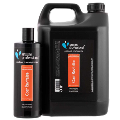Groom Professional Coat Revitalise Conditioner and other Conditioner by brands you can trust at Ryan's Pet Supplies