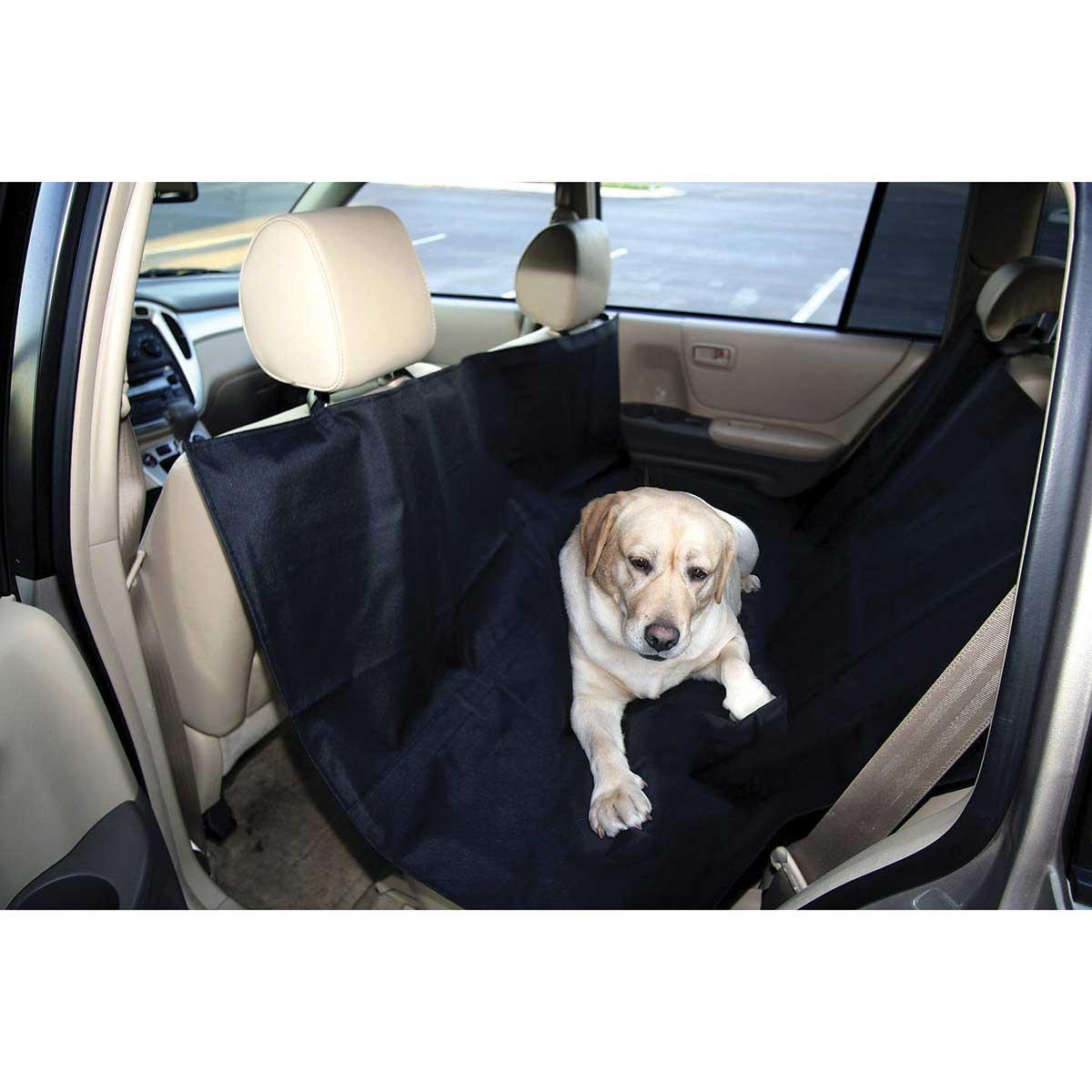 Outward Hound Travel Pupsheild Car Hammock - 55 inches by 55 inches wide