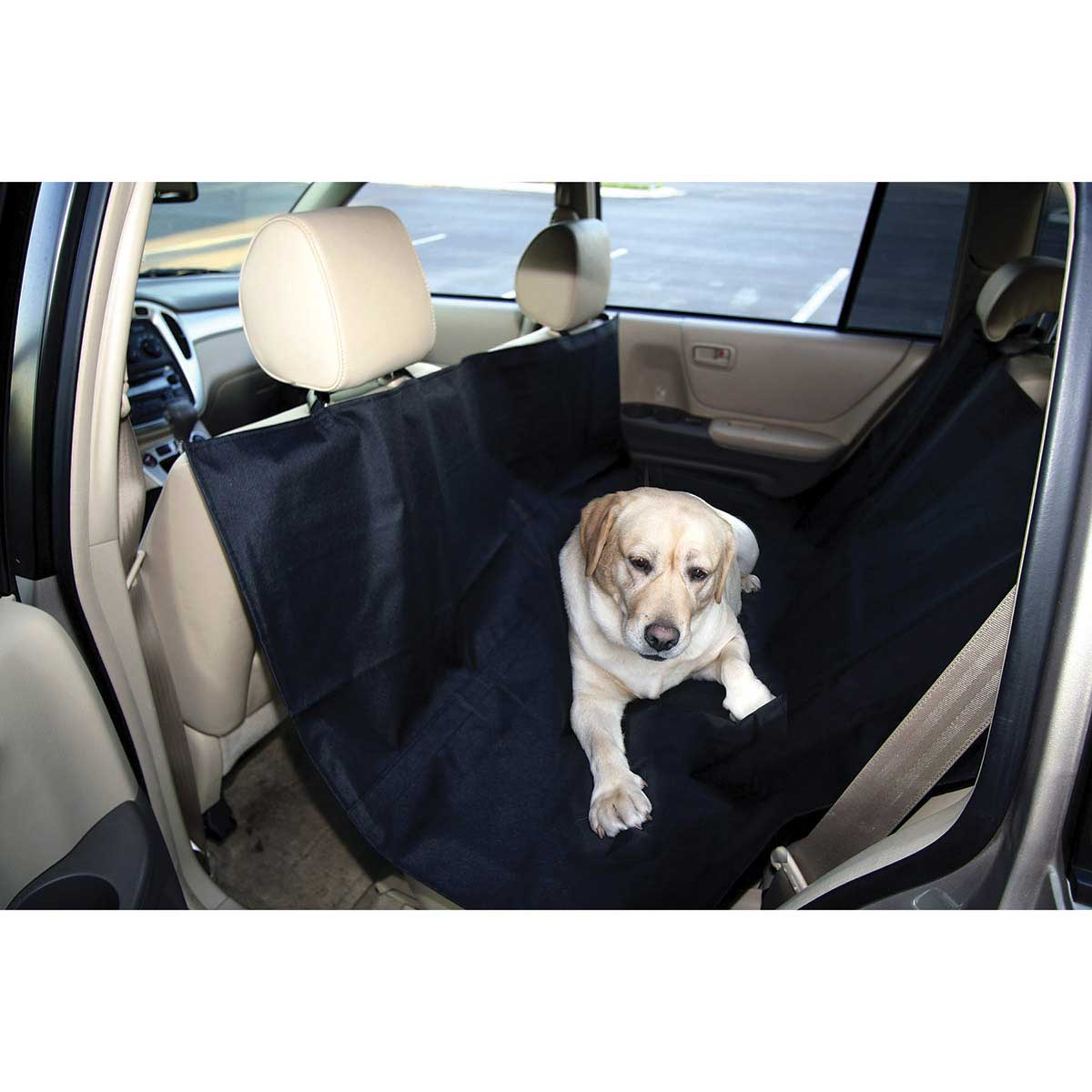 Outward Hound Travel Pupsheild Car Hammock - 55 inches by 55 inches wide