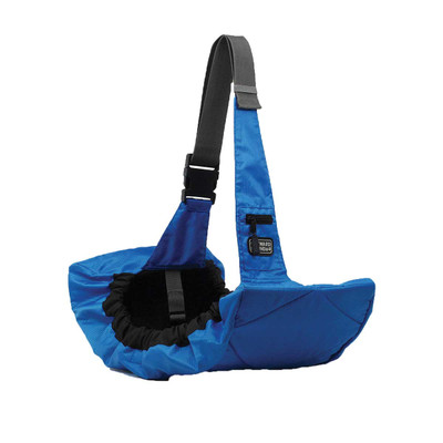 Outward Hound Blue Pet Sling for Cats or Dogs