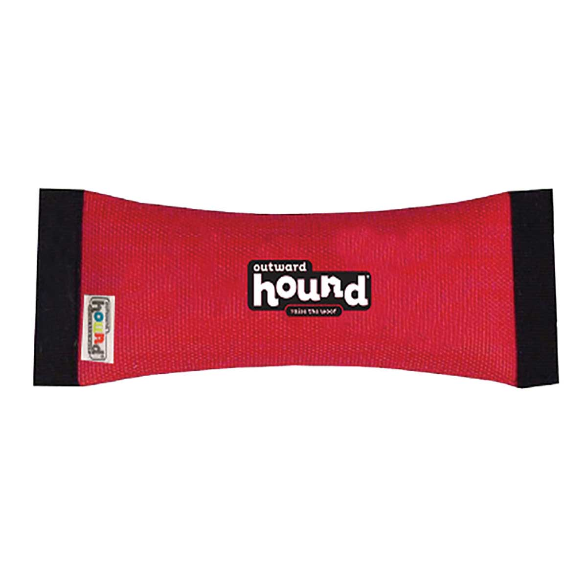 Medium Outward Hound Fire Hose Squeak 'N Fetch Dog Toy
