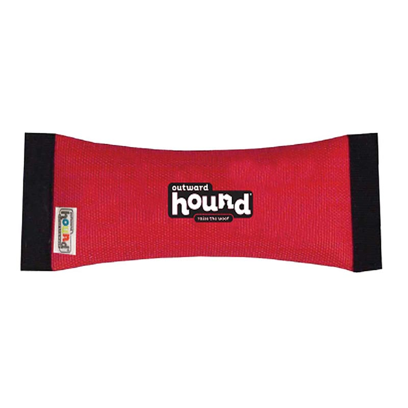 Outward Hound Large Fire Hose Squeak 'N Fetch - Tough Dog Toy