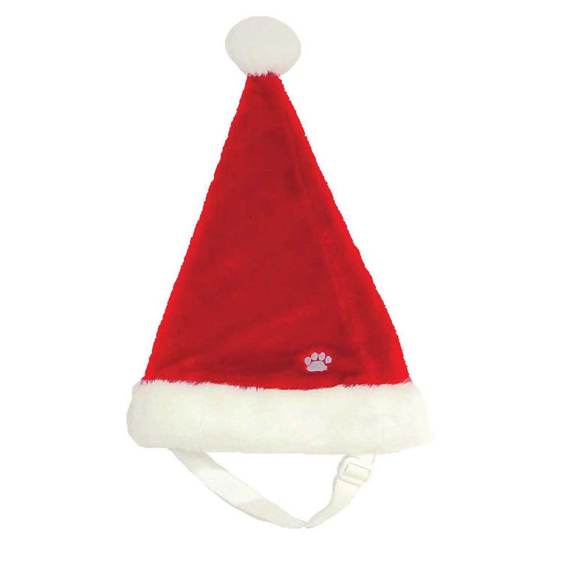 Outward Hound Small Santa Hat for Dogs